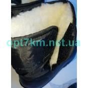 Ботинки мужские липучка 41-46