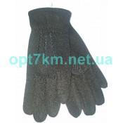 Перчатки мужские мех
